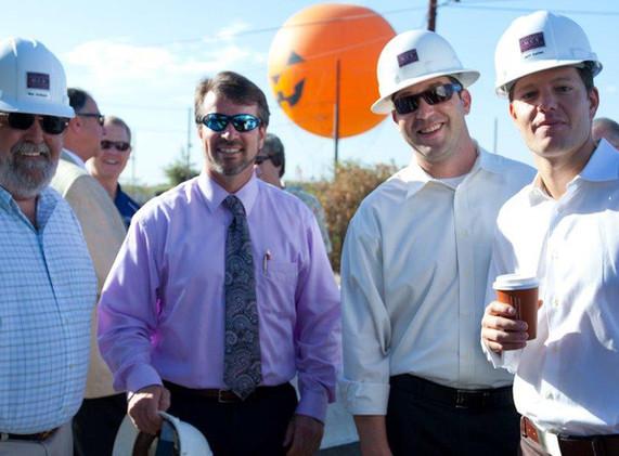 MCK crew on Orange County Great Park Project