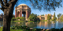 Palace of Fine Arts - Lighting
