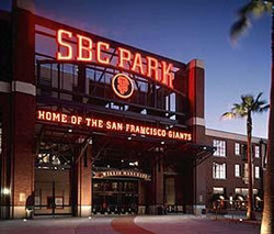 SBC Park Signage Changes