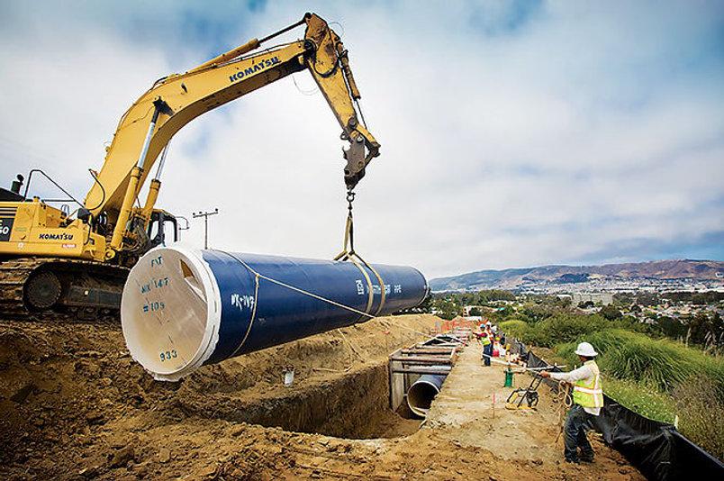 Peninsula Pipelines Seismic Upgrade Proj