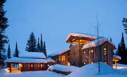 Lodge rustique 425 m2