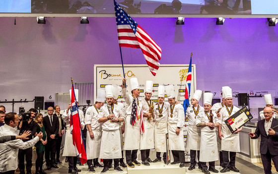 US Team wins Bocuse d'Or competition