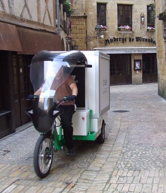 Freegônes Urban Delivery