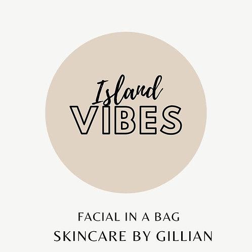 Island Vibes Facial in a Bag