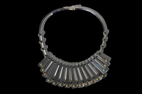 Miss Behavin' Collar Necklace