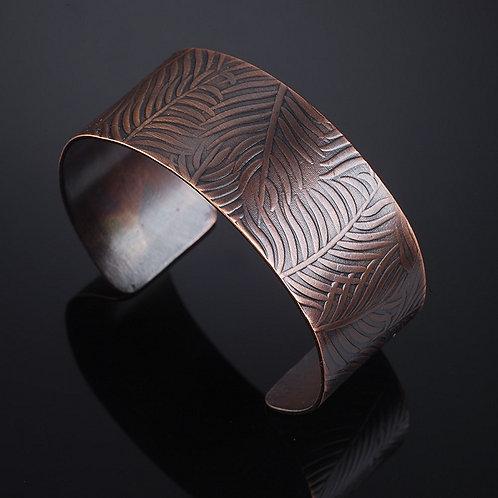 Simple Fern Bracelet