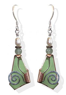 Metronome Earrings