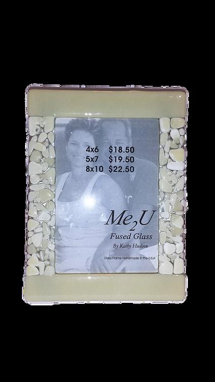 "Magnolia Lace Picture Frame - 5""x7"""