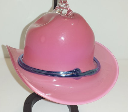 Pink Mini Ornament Cowboy Hat