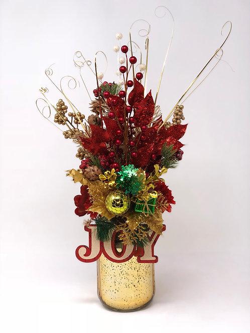 "Reversible ""Joy"" Floral"