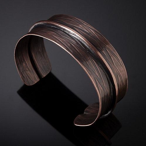 Men's Simple Copper Bracelet