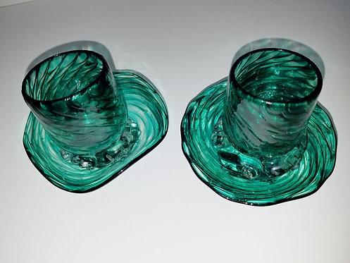 Jade Wave Series Votive