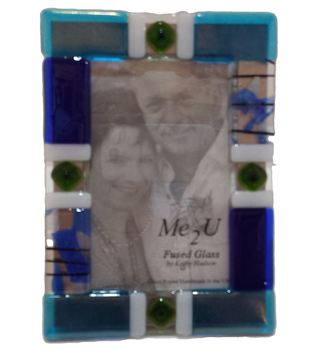 """Seaside Picture Frame - 5""""x7"""""""