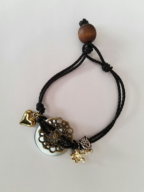 Love/Peace Bracelet