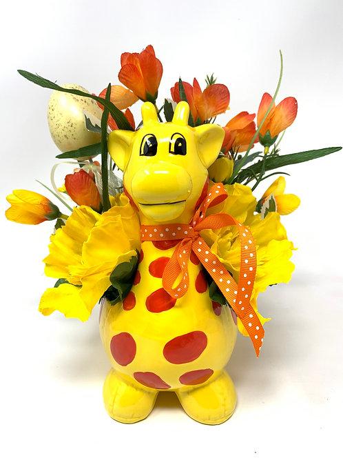 Jami the Giraffe