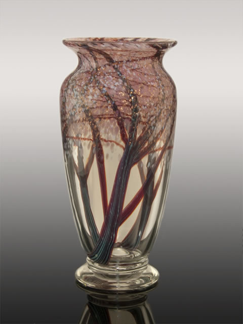 Spring Woods Vase