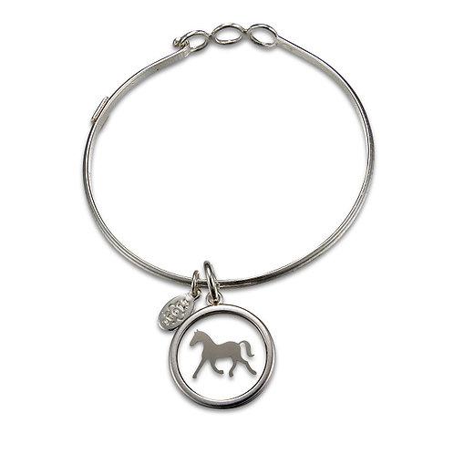 Float Running Horse Bracelet