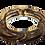 Thumbnail: Scarf Pin/Hair Clip/Broach - Mahogani Mojo