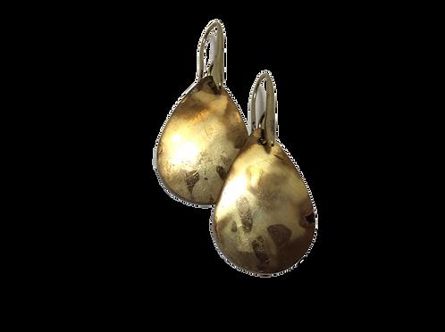 Drops Earrings - Nutmeg