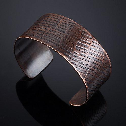 Simple Web Bracelet