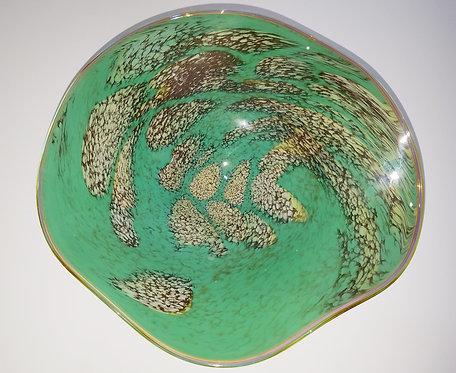 Jade Swirl Platter