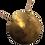 Thumbnail: Circle Pendant - Nutmeg