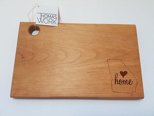 HOME Cutting Board (Georgia)