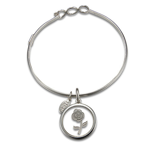 Float Rose Bracelet