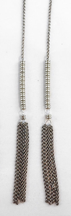Moxie Necklace (Silver)