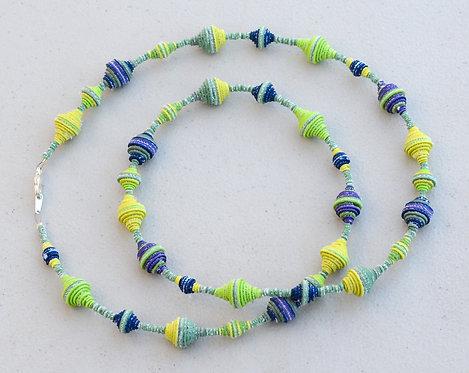 Lin'D Vinyl Necklace
