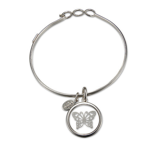 Float Butterfly Bracelet