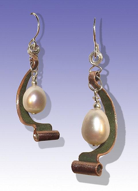 Suspension Earrings