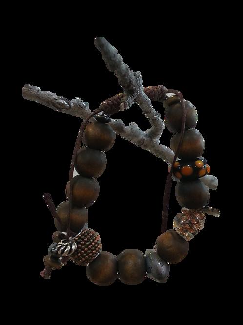 Mens Bracelet/Beaded