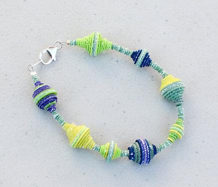 Hopp Vinyl Bracelet