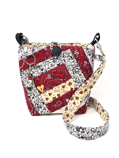 Animal Lovers Quilted Handbag