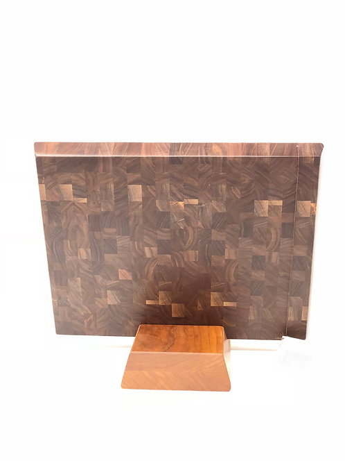 End Grain Large Walnut Cutting Board