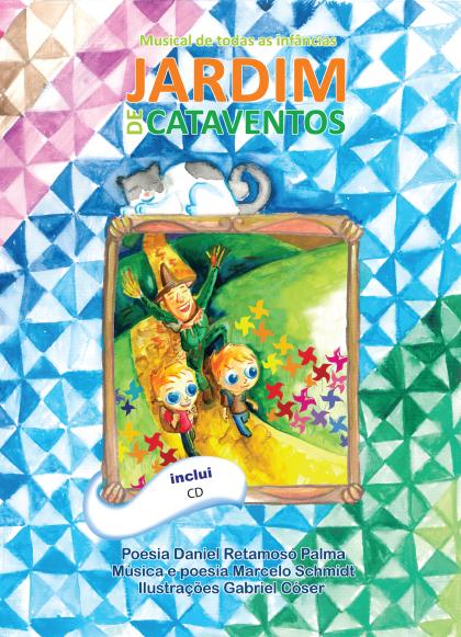Livro Jardim de Cataventos