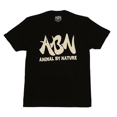 ABN CLASSIC TEE - BLACK