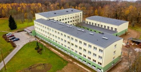 PROFESIONĀLĀS IZGLĪTĪBAS KOMPETENCES CENTRS, LIMBAŽI, LATVIJA