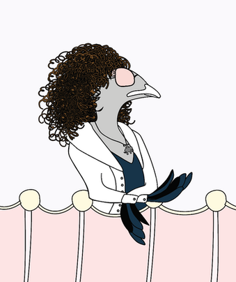 Magpie character