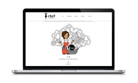 Illustrations for a client's website