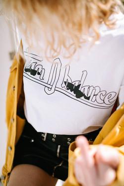 TEAM BALANCE tshirt