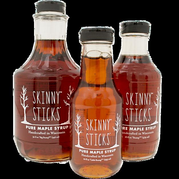 Skinny Stick's Maple Syrup