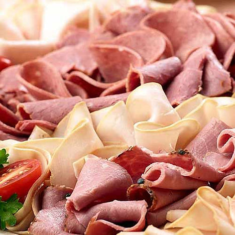 fresh sliced deli meats LC Market