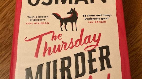 THE THURSDAY MURDER CLUB -- Richard Osman
