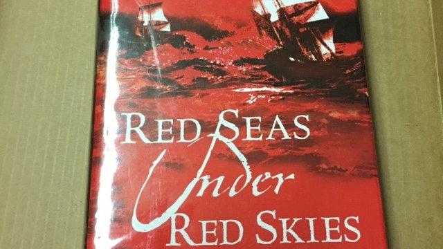 Red Seas Under Red Skies -- Scott Lynch  UK