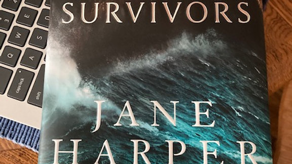 THE SURVIVORS, - Jane Harper