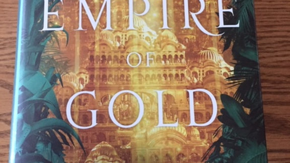 The Empire of Gold -- S. A. Chakraborty