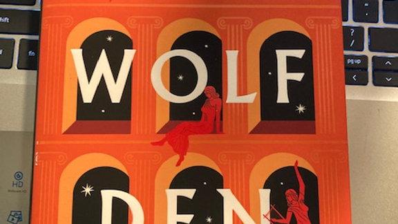 The Wolf Den -ELODIE HARPER