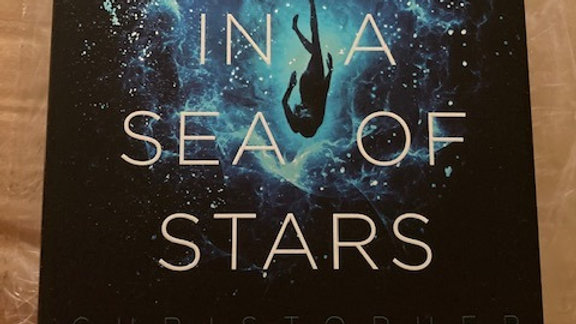 TO SLEEP IN A SEA OF STARS -- Christopher Paolini
